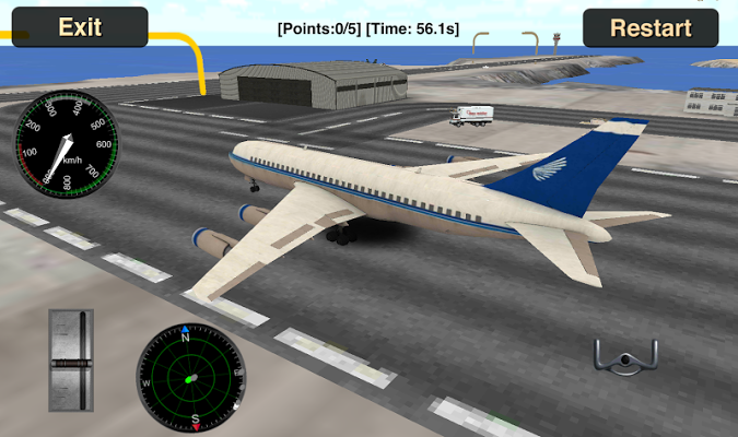 Aeroplane Building Games Online