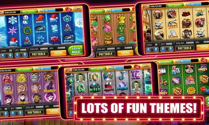Casino Slots Win