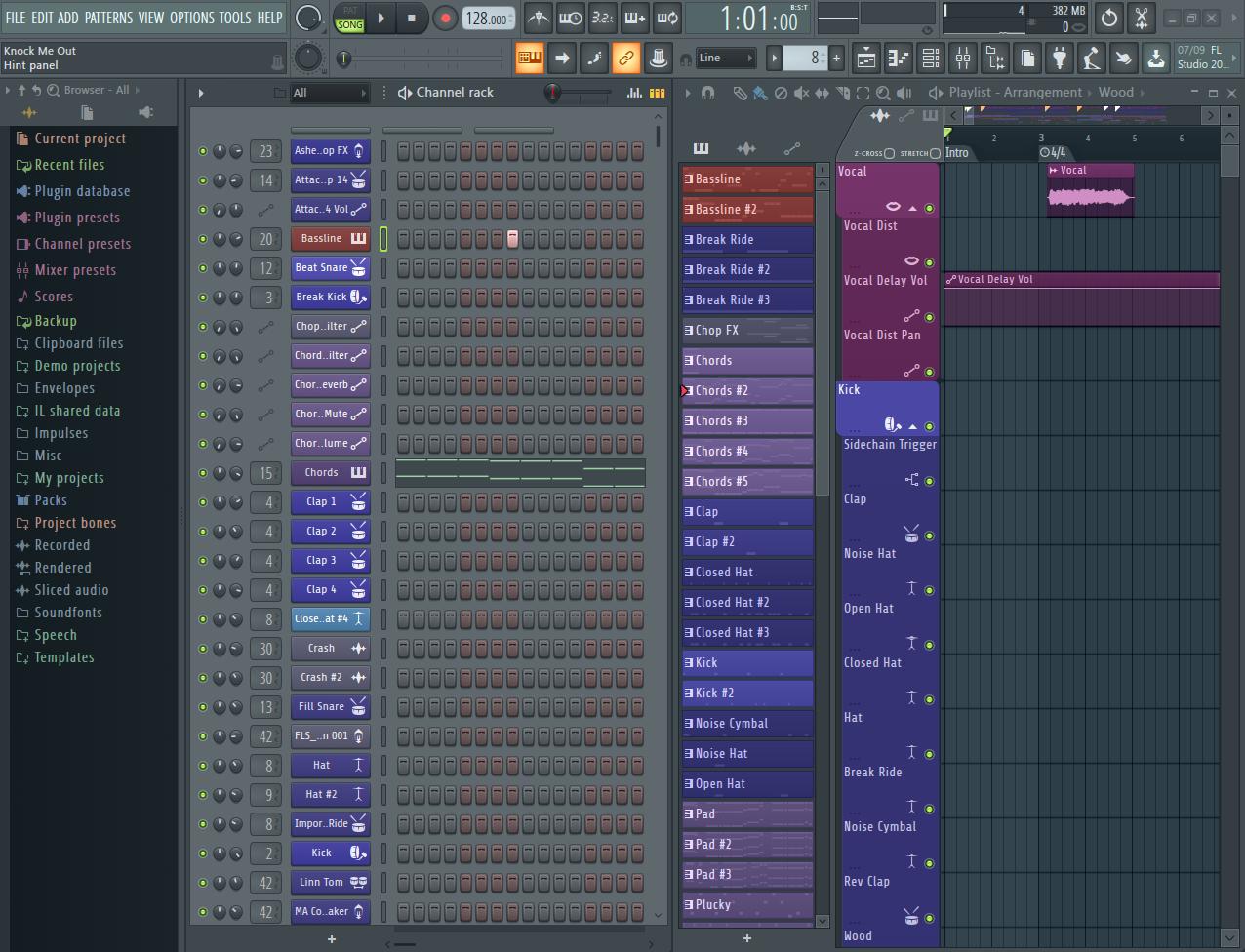 screenshot 1 FL Studio