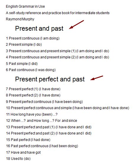 screenshot 1 اللغة الانكليزية مبسطة