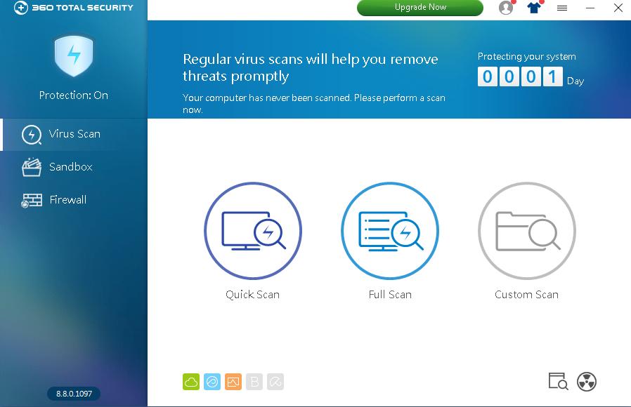 screenshot 1 360 Total Security Essential