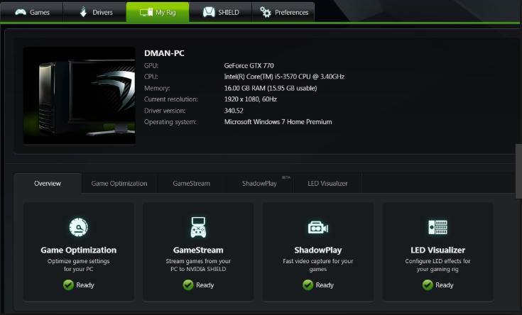 nvidia تحميل برنامج