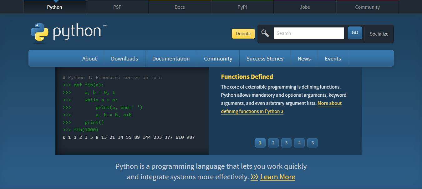 screenshot 1 Python 64-bit