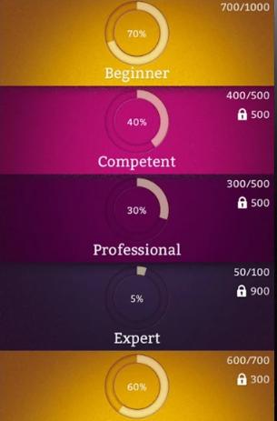screenshot 1 Sentence Master Pro