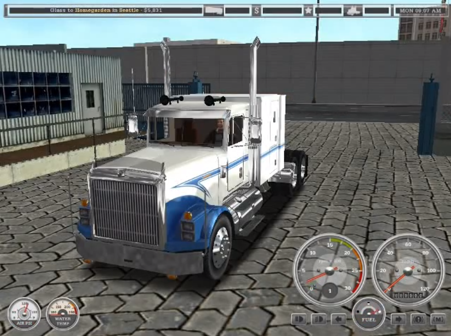 screenshot 1 18 Wheels of Steel Haulin