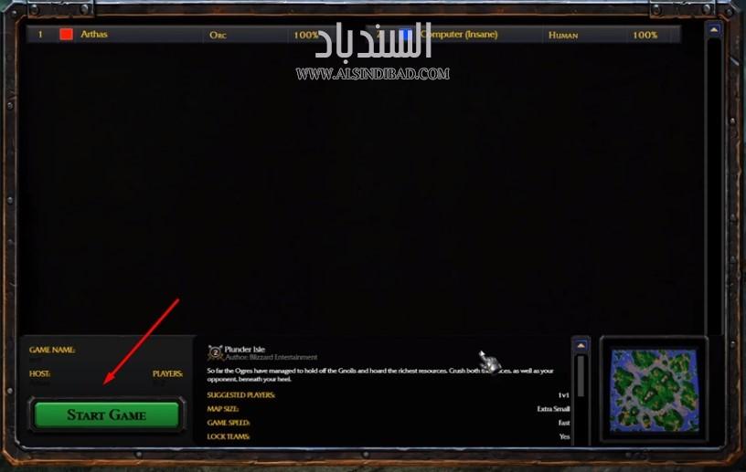 Warcraft   Start