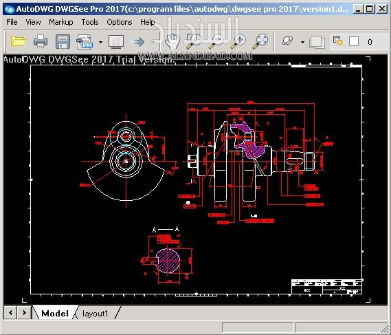 DWGSee DWG Viewer Pro2008