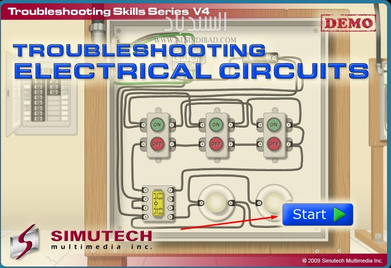 screenshot 1 Troubleshooting Basic Electrical Circuits
