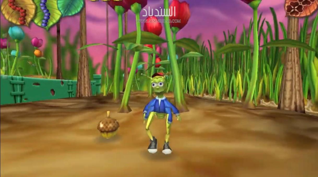 Bugdom 2 صور من اللعبة