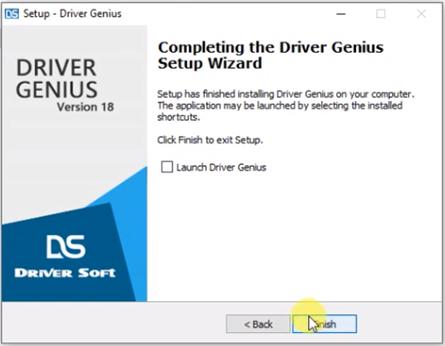 screenshot 1 Driver Genius Professional Edition