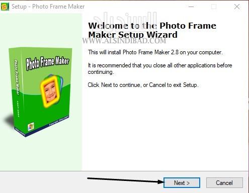 screenshot 1 Photo Frame Maker