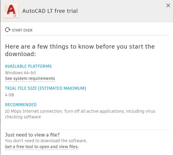 screenshot 1 AutoCAD 2013
