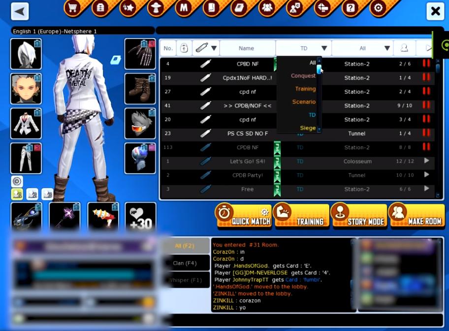 screenshot 1 S4 League