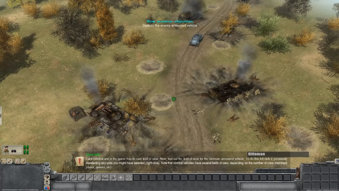 screenshot 1 Men of War