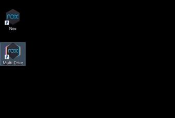 nox محاكي