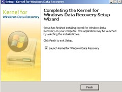 Kernel FAT NTFS   Windows Data Recovery screenshot 2
