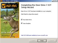 Deer Drive screenshot 1