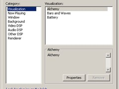 Windows Media Player screenshot 4