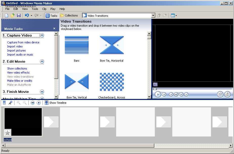 تحميل برنامج windows movie maker 2.6